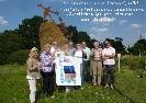 Buergerverein Dinkelaue Gronau Bilder:  2013 07 10 Jahre Dinkelstein Vorstellung des Logos