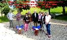 Buergerverein Dinkelaue Gronau Bilder:  2014 09-19 neue Federn Dinkies LAGA Aufstellung