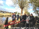 Buergerverein Dinkelaue Gronau Bilder:  2016 11-19 Dinkelstein 0 uebergabe
